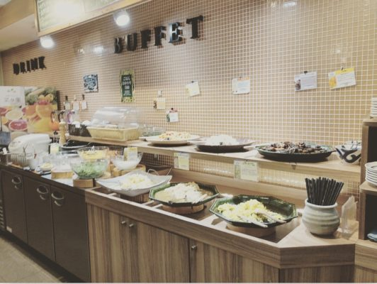【仙台グルメ】菜々家  食べ放題で安い!たくさん食べられる! 仙台でおすすめのランチビュッフェ・バイキング!